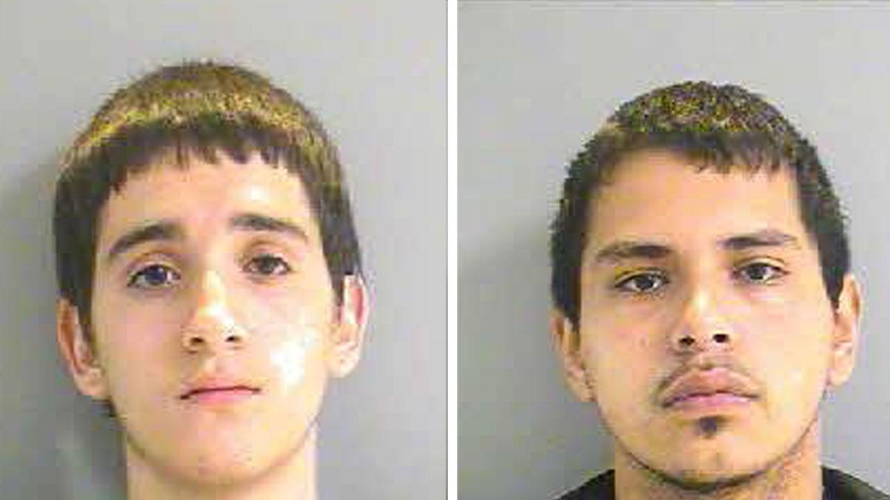 John Anthony Castro and Ryan Edward Belasquez