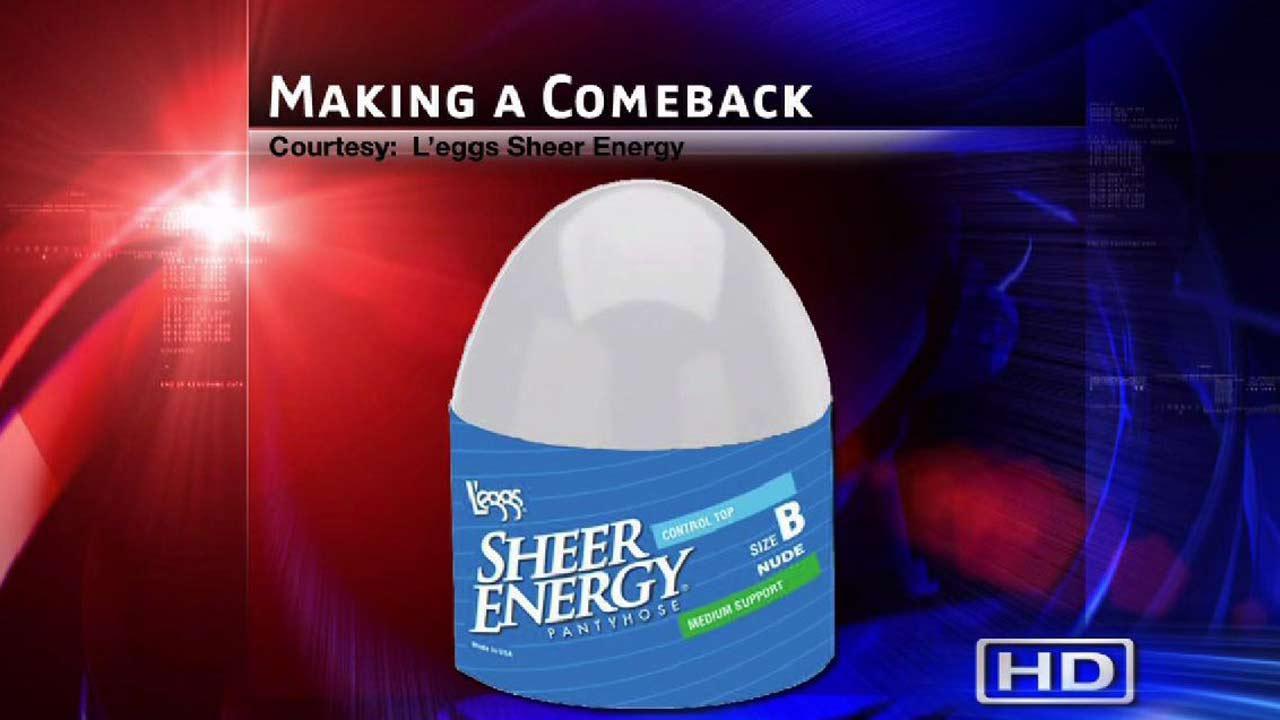 L'eggs egg packaging is back
