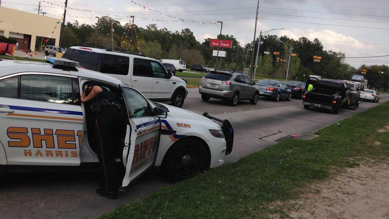 Northwest Harris County chase
