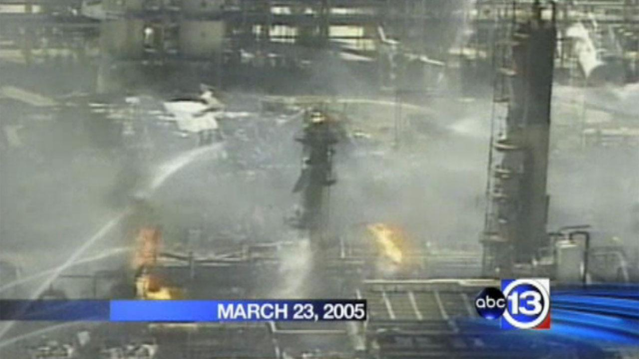 2005 BP plant explosion