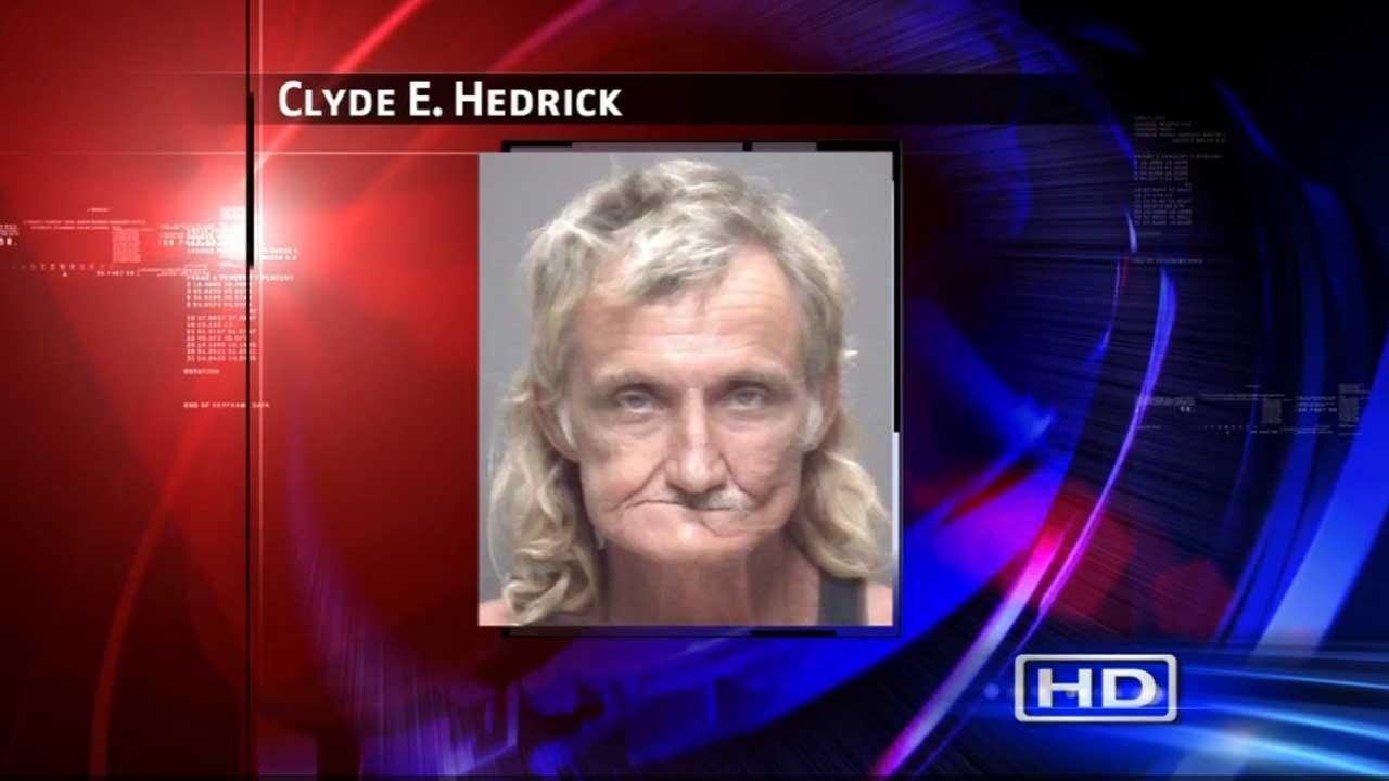 Clyde Hedrick