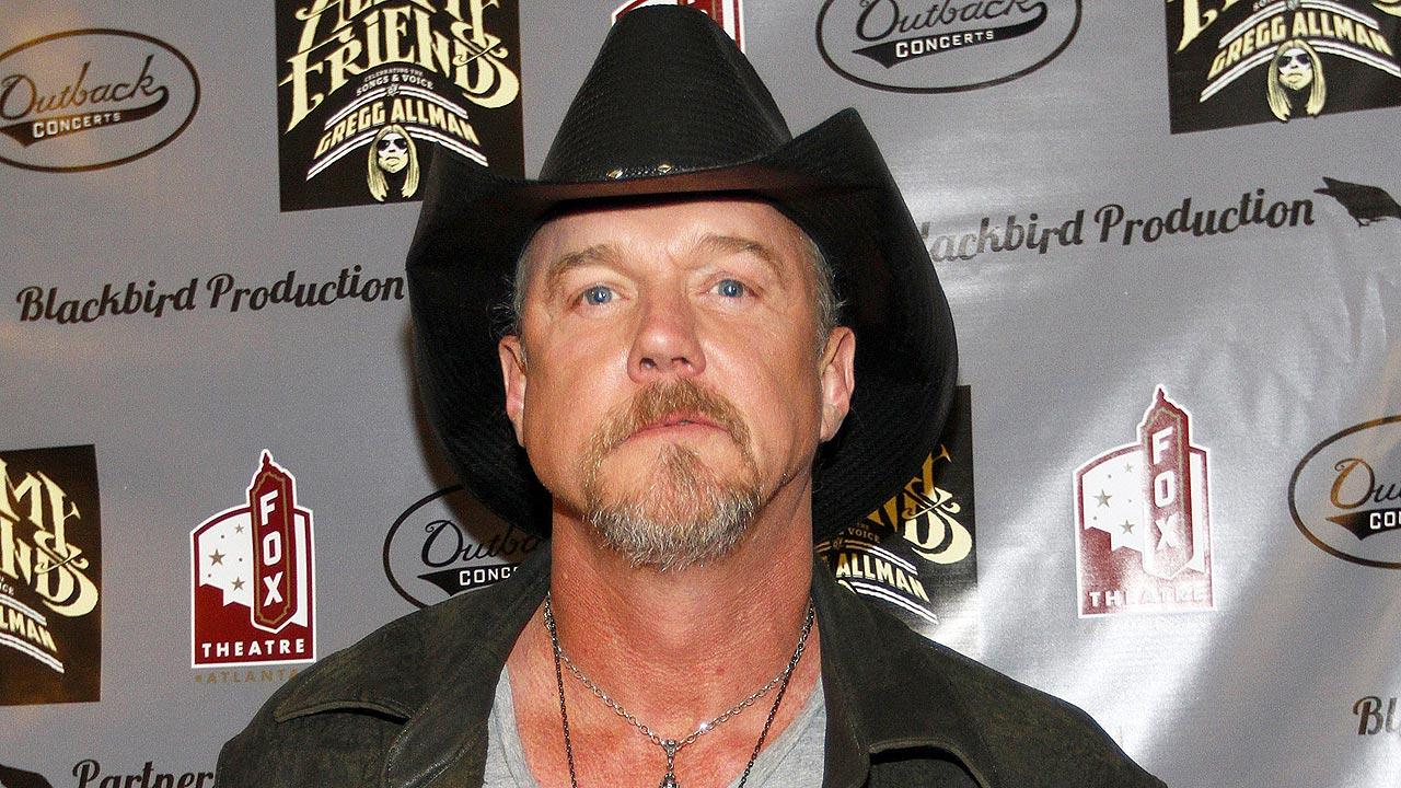 Country singer Trace Adkins