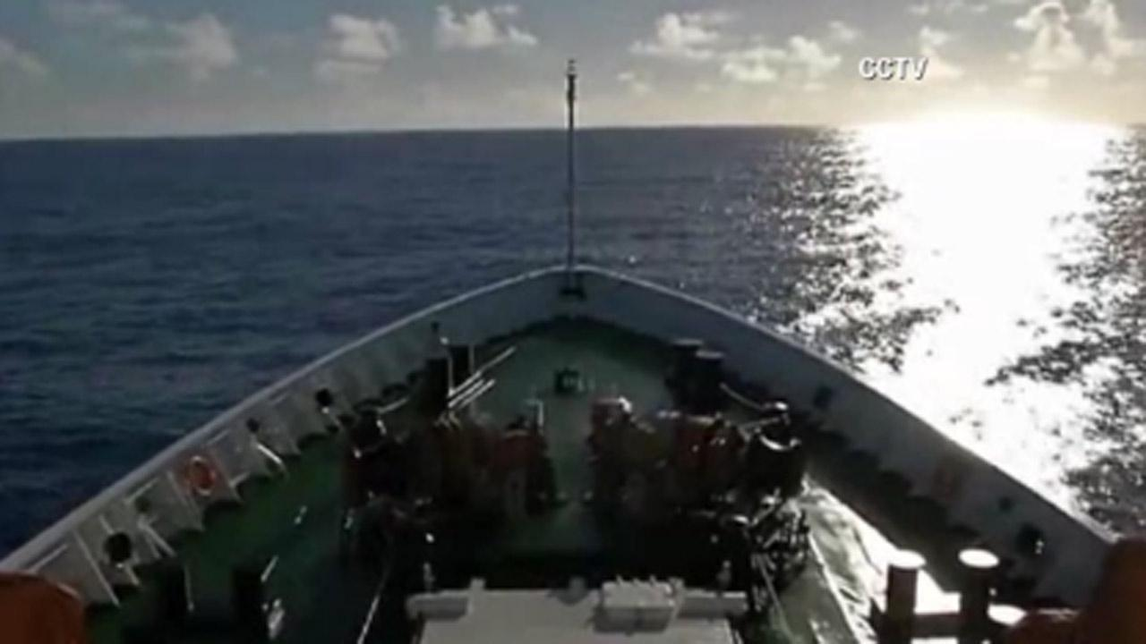 Australian leader vows search for Malaysian Flight 370 will go on as long as needed