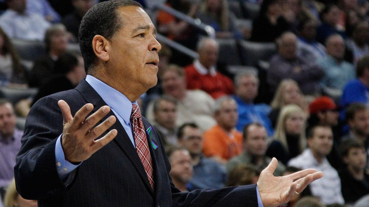 Kelvin Sampson takes over as head coach at UH  (AP Photo/Sue Ogrocki)