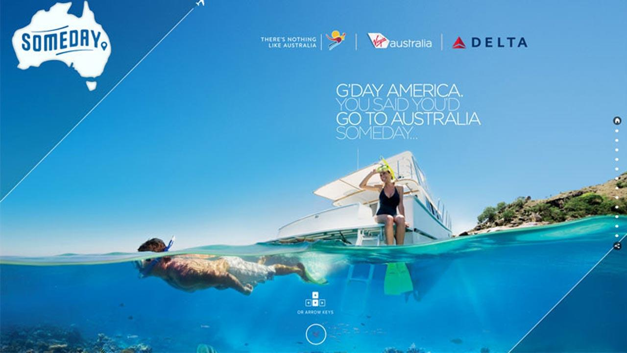 Australia giveaway