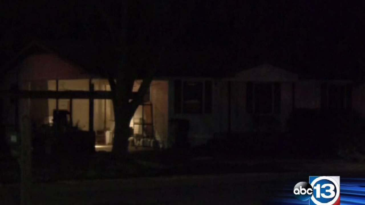 Young man's body found inside Willis home