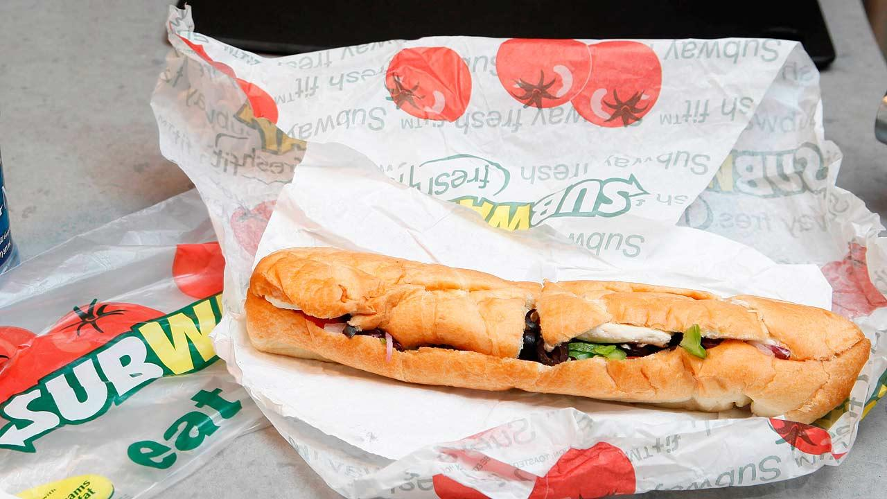 Subway bread