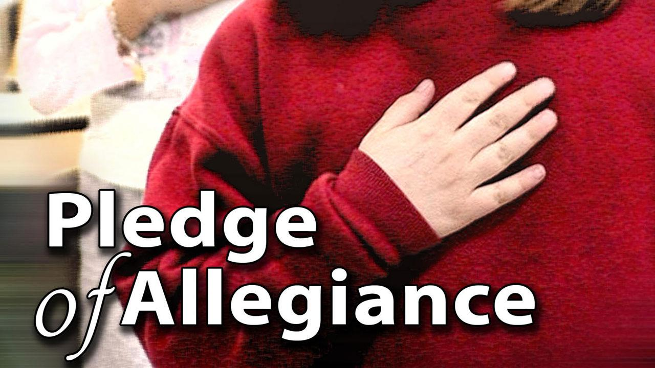 Pledge of allegience
