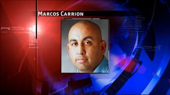 Former Houston Police Department officer Marcos E. Carrion