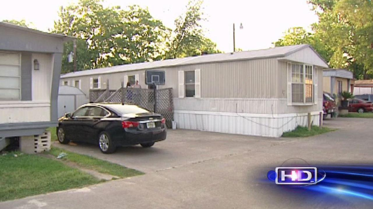 Boy, 7, shot with BB gun in north Harris County