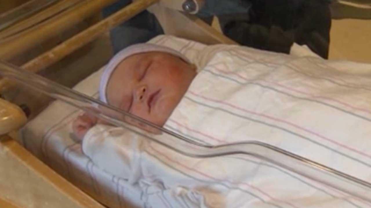 14.5 baby born