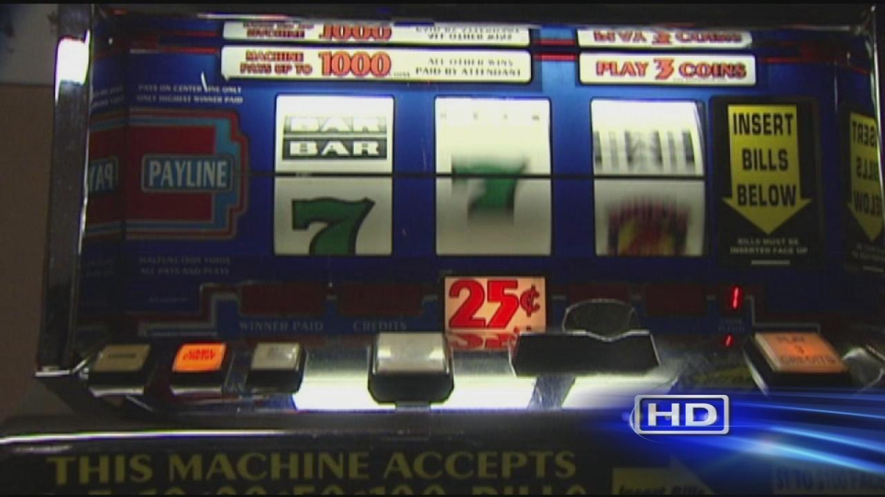 Illegal casinos found across Houston