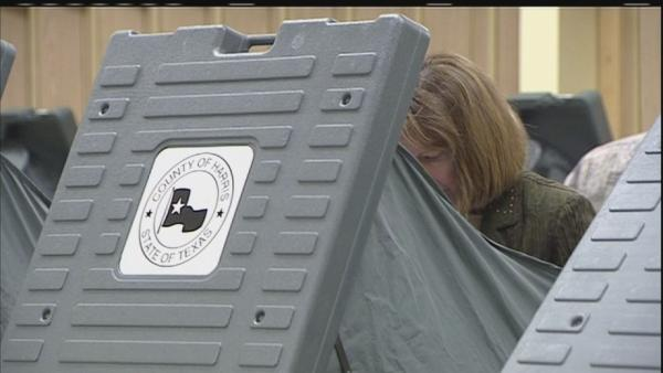 Voters hit the polls today