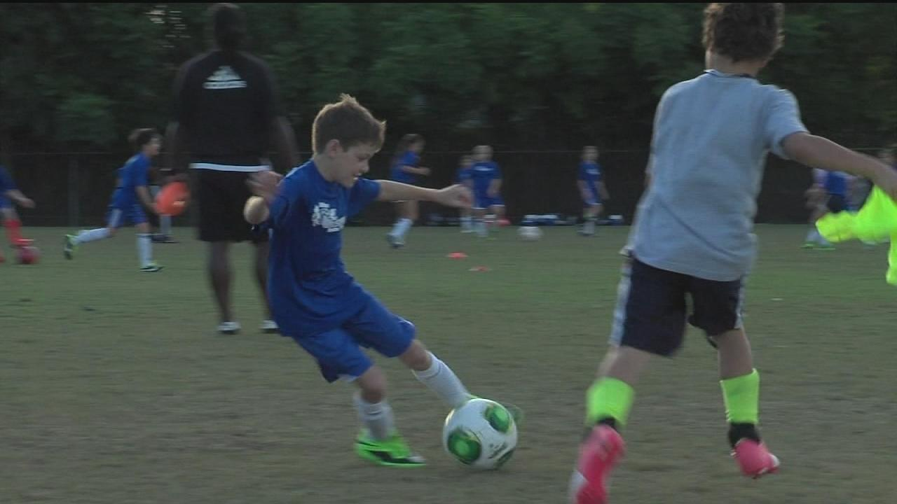 DNA test identifies childrens athletic abilities