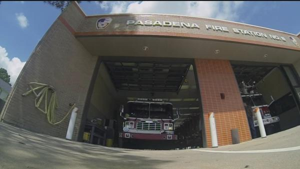 Pasadena firefighters do their jobs for free