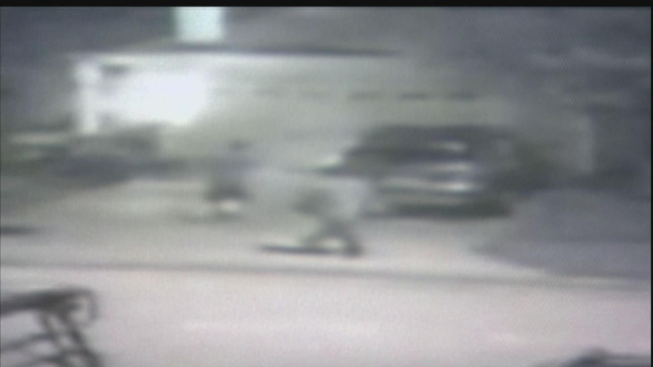 Surveillance video captures Ft. Bend Co. vandals