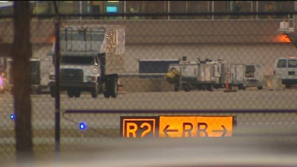 Man wakes up locked in jet at Bush IAH