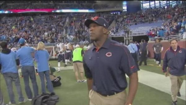 Lovie Smith interviews with Texans