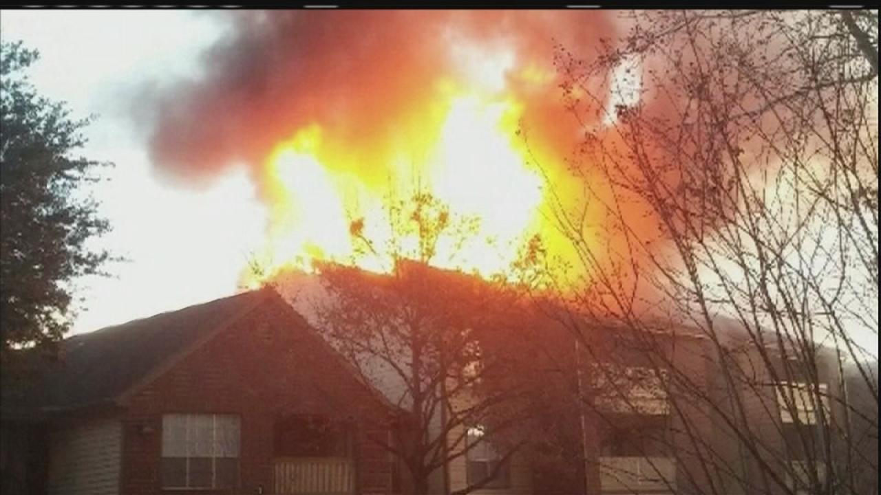 Two-alarm fire destroys 3 southeast Houston apartments; detectives ...
