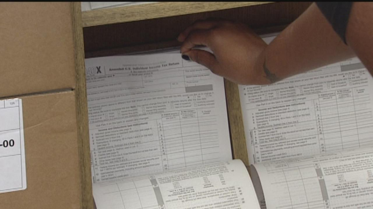 Experts: Taxpayer ID theft a growing problem