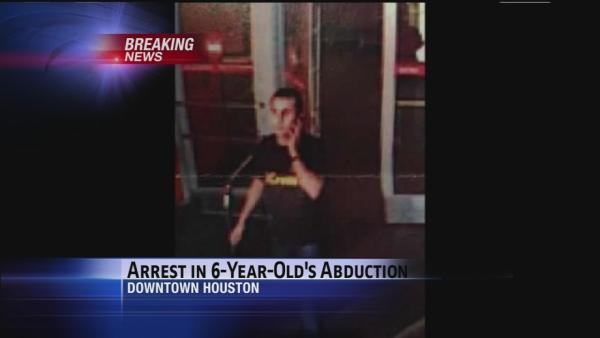 HPD: Suspect arrested in 6-year-old's kidnapping