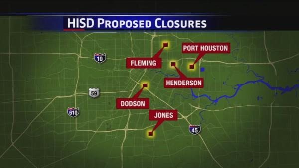 Houston ISD could close some campuses