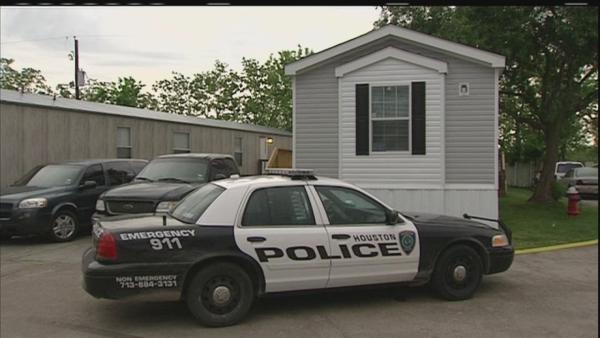 Neighbors targeted in trailer home park