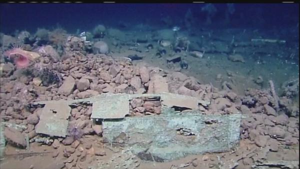 Mystery shipwrecks explored off Galveston