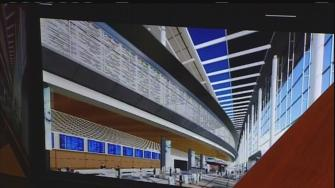 New terminal coming for Bush IAH