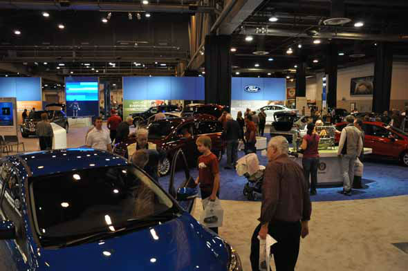 Images of the 2013 Houston Auto Show at Reliant Center. The auto show is celebrating its 30th anniversary. For more info, please visit HoustonAutoShow.com.  <span class=meta>(KTRK Photo)</span>