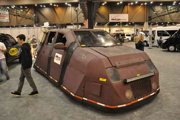 PHOTOS Houston Auto Show At Reliant Center Abccom - Car show houston