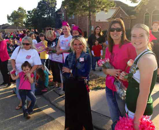 "<div class=""meta image-caption""><div class=""origin-logo origin-image ""><span></span></div><span class=""caption-text"">An entire community pitches in for a surprise princess parade in Dickinson for Claire Lankford, a five-year-old who's been diagnosed with terminal cancer. (Photo/Samica Knight)</span></div>"