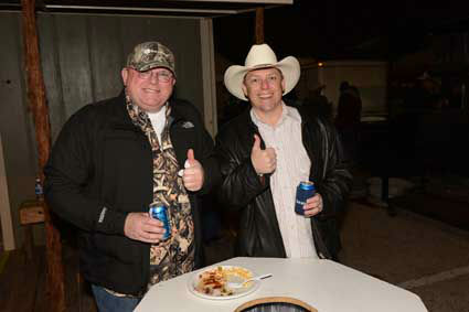 "<div class=""meta image-caption""><div class=""origin-logo origin-image ""><span></span></div><span class=""caption-text"">The World's Championship Bar-B-Que Contest is three days of cooking, competition, eating and dancing to kick off the Houston Livestock Show and Rodeo. (John Mizwa/KTRK)</span></div>"