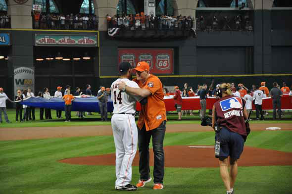 "<div class=""meta image-caption""><div class=""origin-logo origin-image ""><span></span></div><span class=""caption-text"">The Astros celebrated an historic night on March 31, 2013 with their inaugural American League game on Opening Night at Minute Maid Park. (KTRK Photo)</span></div>"