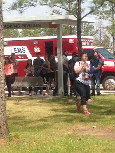 "<div class=""meta ""><span class=""caption-text "">This is a viewer photo that came to us through our iWitness reports from the stabbing at Lone Star College Cy-Fair on Tuesday (iWitness reports)</span></div>"