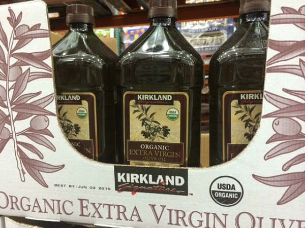 "<div class=""meta image-caption""><div class=""origin-logo origin-image ""><span></span></div><span class=""caption-text"">BUY: OLIVE OIL Olive oil is a big saver -- you can get two liters of Costco's Kirkland Brand for $13.99.  (KTRK Photo)</span></div>"