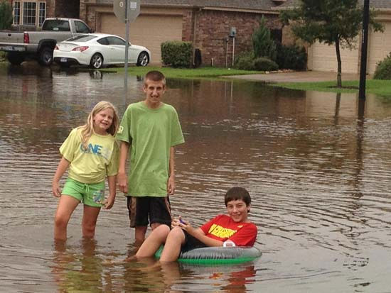 These are just some of the photos sent in by you of the flooding in southeast Texas.  We&#39;ve got all of them at http:&#47;&#47;iwitness.abc13.com.  And if you have photos or videos, send them to us at news@abc13.com <span class=meta>(Photo&#47;iWitness)</span>