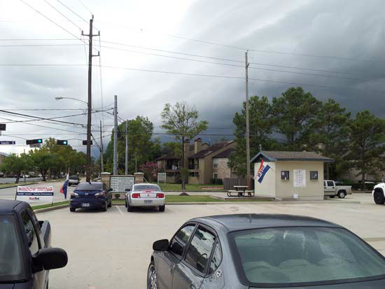 Viewers sent in these weather pics through our iWitness reports. You can submit your photos&#47;videos by emailing news@abc13.com or uploading them at http:&#47;&#47;iwitness.abc13.com <span class=meta>(Photo&#47;iWitness reports)</span>