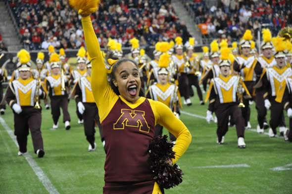 "<div class=""meta image-caption""><div class=""origin-logo origin-image ""><span></span></div><span class=""caption-text"">Players, fans, cheerleaders and band members from Texas Tech and the University of Minnesota descended on Reliant Stadium for the Meineke Car Care Bowl of Texas on Friday, December 28, 2012.</span></div>"