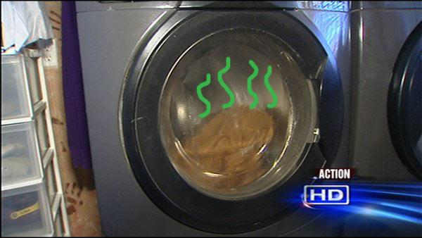 Fight that mold and mildew growing in your washer