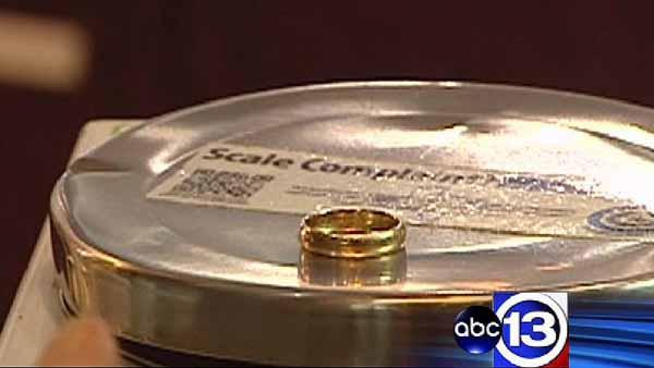 Cracking down on gold, silver thieves in Houston