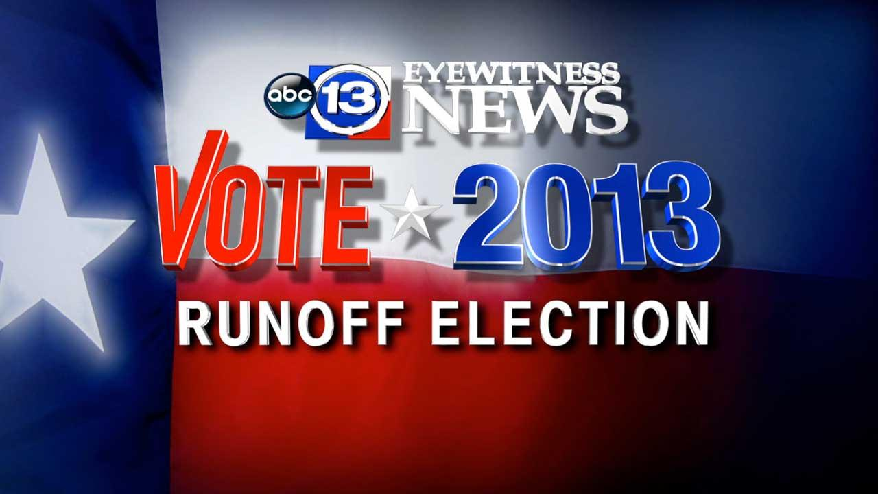 2013 runoff election results