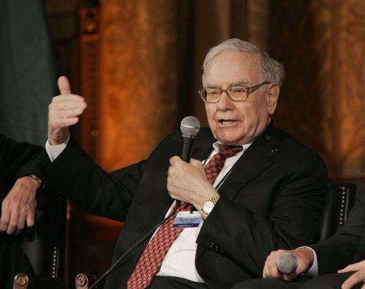 "<div class=""meta ""><span class=""caption-text "">#2  on Forbes list is  Warren Buffet: Investor Warren Buffet participates in the Treasury Conference on U.S. Capital Markets Competitiveness at Georgetown University in Washington in this March 13, 2007 file photo.  The bond insurance industry, battered by fears of collapse, received some validation Friday, Dec. 28, 2007 as Warren Buffet's Berkshire Hathaway opened a business to guarantee municipal bonds. (AP Photo/Gerald Herbert, file) (AP Photo/ Gerald Herbert)</span></div>"