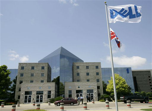 NO. 47: ROUND ROCK, TX -- The Dell headquarters building in Round Rock, Texas. <span class=meta>(AP Photo&#47; Matt Slocum)</span>