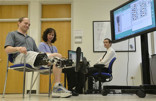 BEST JOB - No. 9: Physical Therapist <span class=meta>(AP Photo&#47; Brian Kersey)</span>