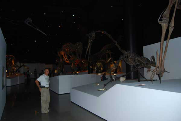 The Houston Museum of Natural Science&#39;s &#36;85 million Hall of Paleontology opens to the public on June 2. For more info, visit HMNS.org. <span class=meta>(KTRK Photo)</span>