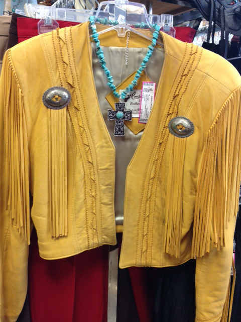 ANEW U Resale Boutique offers a huge selection of name-brand Rodeo wear, with an additional 20 percent off. <span class=meta>(KTRK Photo)</span>
