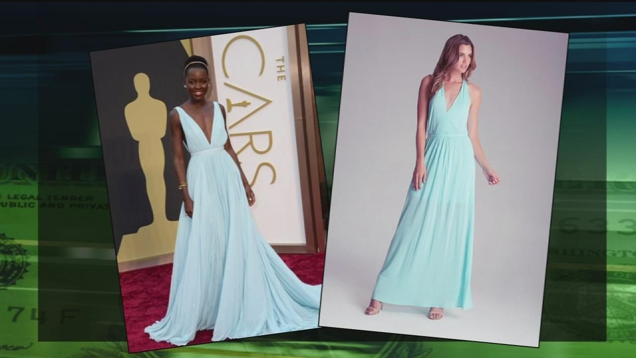 Lupita Nyongo wowed on the red carpet and anyone can pull of this spring maxi from Bebe.
