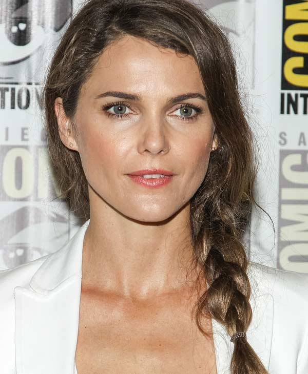 Actress Keri Russell attends the &#39;Dawn of the Planet of the Apes&#39; press line during Comic-Con International 2013 on July 20, 2013 in San Diego, California. &#40;Photo by Paul A. Hebert&#47;Invision&#47;AP&#41; <span class=meta>(AP Photo)</span>