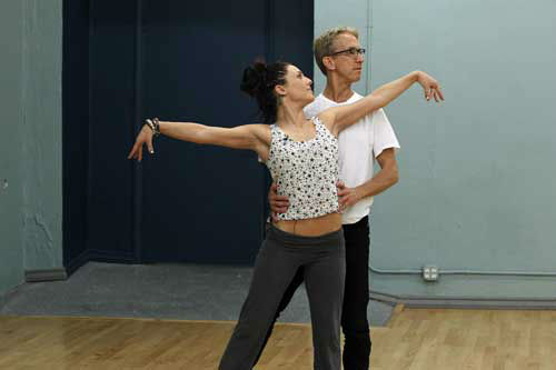 "<div class=""meta ""><span class=""caption-text "">DANCING WITH THE STARS - REHEARSALS - This season's dynamic lineup of stars  will perform for the first time on live national television with their professional partners during the two-hour season premiere of ""Dancing with the Stars,"" MONDAY, MARCH 18 (8:00-10:01 p.m., ET) on the ABC Television Network. (ABC/Rick Rowell) SHARNA BURGESS, ANDY DICK (Photo/Rick Rowell)</span></div>"